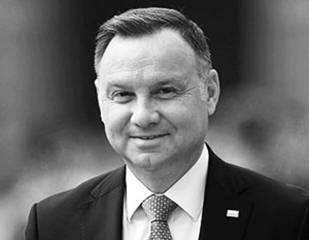Президент Польши в инаугурационной речи дал обещание Украине