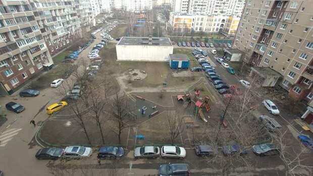 Двор-«остров» начнут возводить на Новочеркасском бульваре весной 2021 года