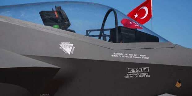 Eurasian Times: Турецкие компании продолжают поставки в США комплектующих для истребителей F-35 в обход санкций