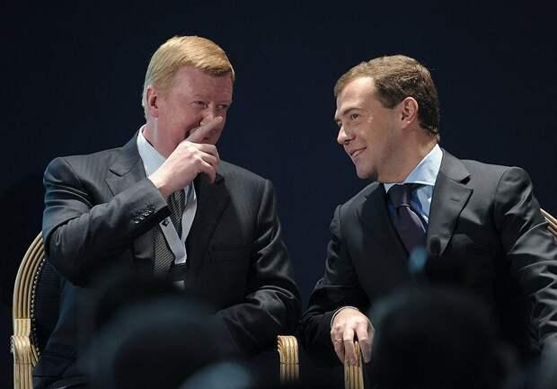 Путин назначил Медведева на новую должность!?… «Нет, не надо слов, не надо паники…».