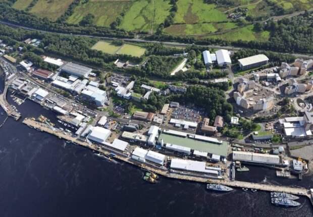 Независимость Шотландии поставит под угрозу оборону Великобритании