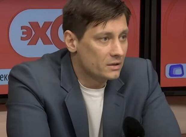 Бывшего депутата Госдумы Дмитрия Гудкова задержали как подозреваемого по уголовному делу