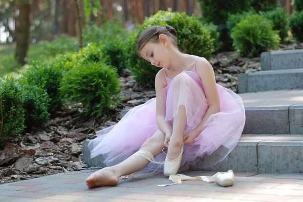 В центре на Дубнинской открылся набор для юных балерин