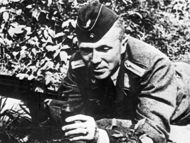 Николай Кузнецов: как бандеровцы убили гениального советского разведчика