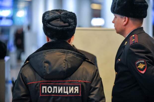 В Строгине задержали подозреваемого в ограблении