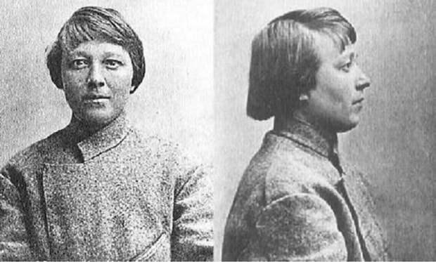 Та самая фотография, которую называют единственным изображением Маруси Климовой | Фото: retrospectra.ru