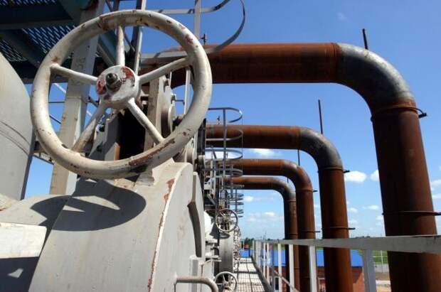 Украина предложила «Газпрому» увеличить транзит российского газа