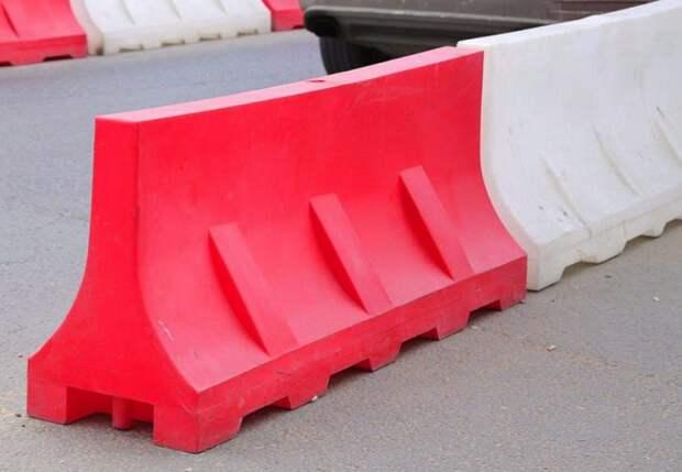 На четырех дорожных участках САО ограничили движение транспорта.
