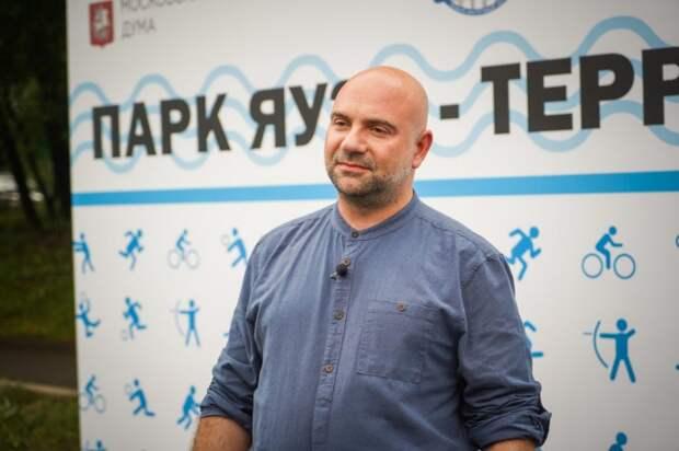 Тимофей Баженов и Пётр Толстой обсудили вопросы кибербезопасности