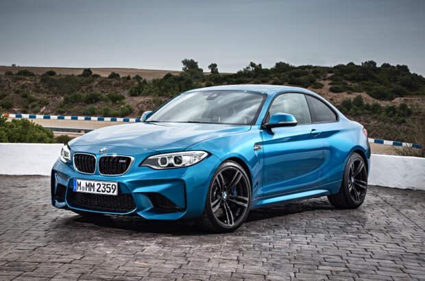 BMW M2 - продолжение классической серии.