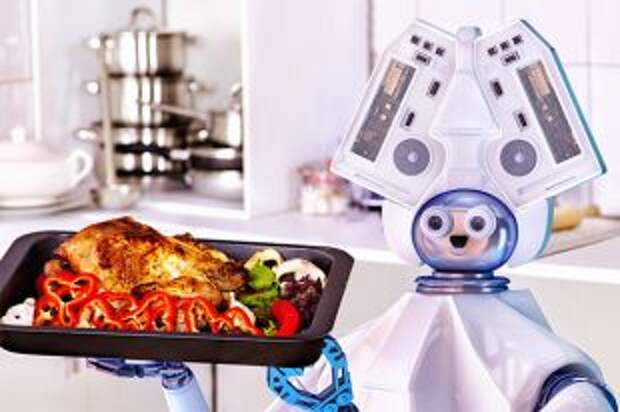 Смогут ли роботы заменить поваров?