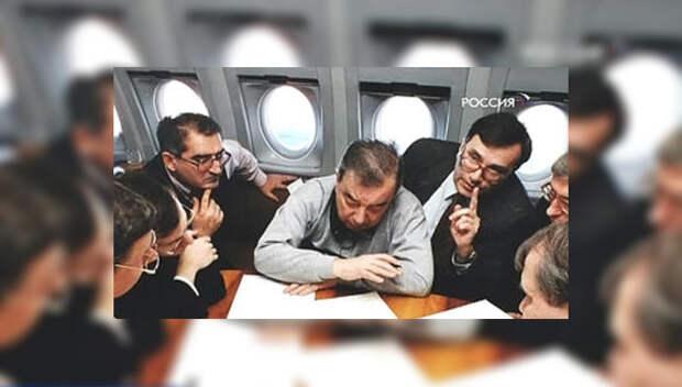 Петля Примакова над Атлантикой - разворот нашего времени