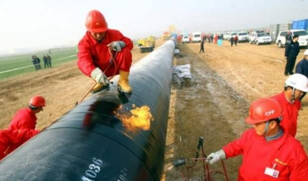 Строительство южного участка «Восточного маршрута» началось вКитае