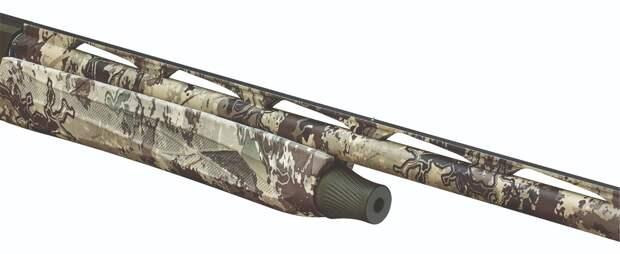 FABARM XLR Western - охотничий полуавтомат в камуфляже - что за ружье и чем оно прекрасно