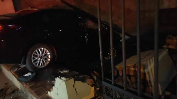 Погоня со стрельбой произошла в Кировском районе - видео