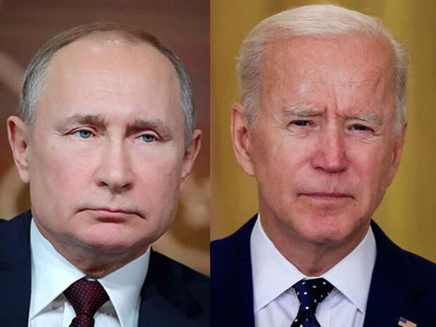 Байден замялся, отвечая на вопрос, продолжаетли он считать Путина убийцей