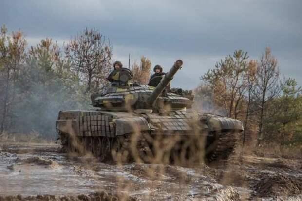 Донбасс: Уничтожен блиндаж карателей, у ВСУ значительные потери в живой силе