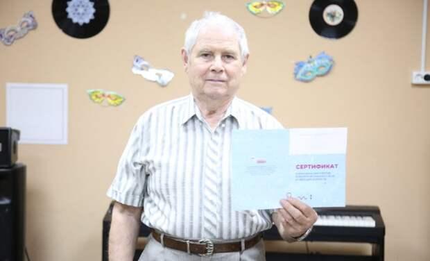 Пенсионер с Игарского сделал прививку от COVID-19 и собрался в Краснодарский край