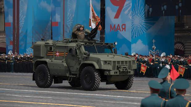 Парад подтвердил: Донбасс-это Россия