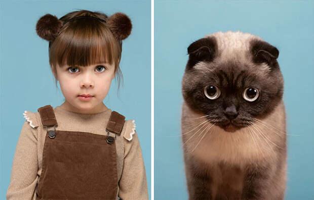 Фотограф делает снимки людей икотов, которые выглядят как двойники | Канобу - Изображение 6