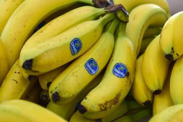 Диетолог рассказал о пользе бананов