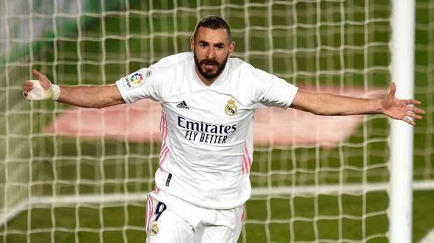 Бензема догнал Вилью по числу голов в Ла Лиге и делит с ним 12-е место в списке лучших бомбардиров турнира