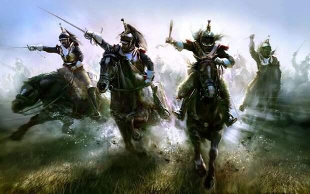 Кирасир — боевая единица главной ударной силы линейной кавалерии