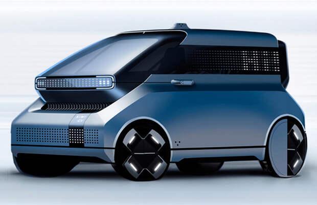 Alibaba готовит 2,6-метровый автомобиль
