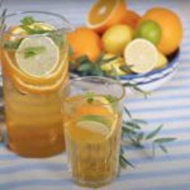 Греческий лимонад