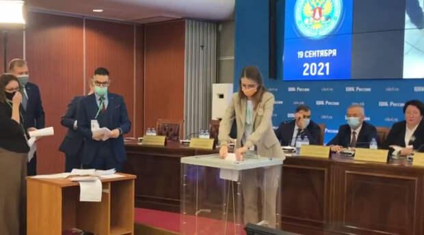 Глава ЦИК Элла Памфилова «организовала» вбросы бюллетеней