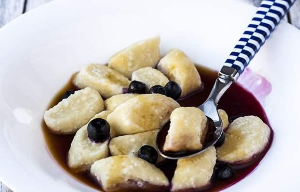 Рецепты по четвергам. Клёцки, ньокки, галушки, вареники. Ленивые вареники (вып. 6)