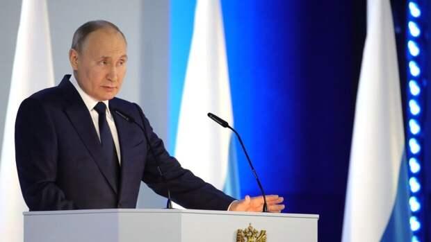 """Путин выразил надежду на дальнейшее успешное использование """"Спутника V"""""""