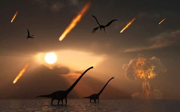 Что известно об астероиде, который погубил динозавров?