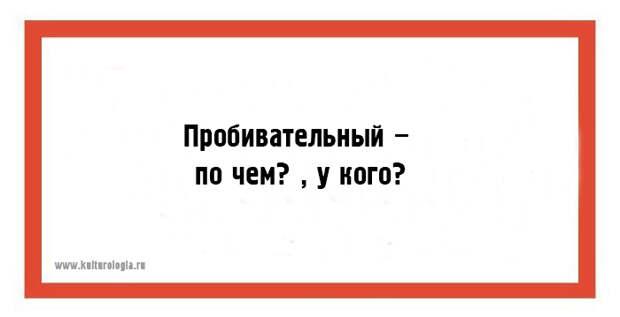 Филологический юмор: 24 падежа, которые вполне могли бы существовать в русском языке