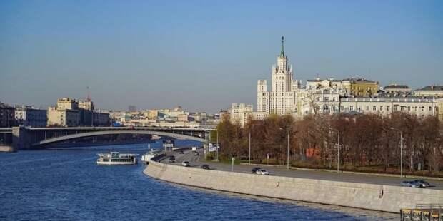 Сергунина: Известные артисты и телеведущие записали авторские подкасты о Москве. Фото: Е.Самарин, mos.ru