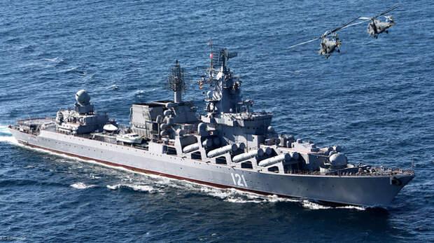 Черноморский флот увеличил свою активность из-за кораблей НАТО