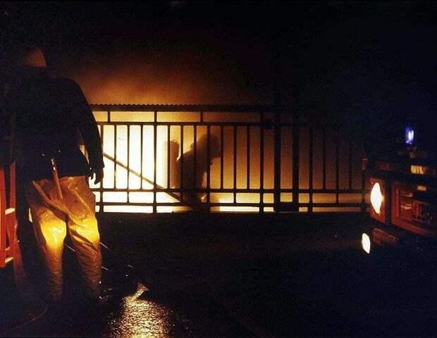 Как одна спичка привела к страшнейшему пожару в Лондонском метро?