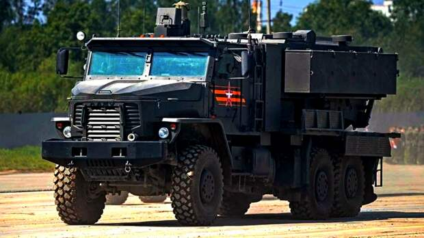 «Ужасающее оружие»: чем США так впечатлила новая огнеметная система ТОС-2