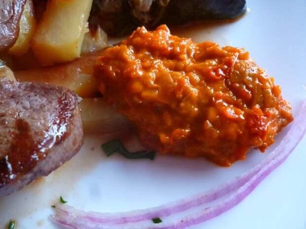 А́йвар — балканская закуска