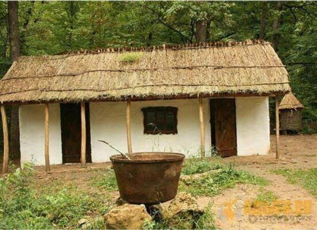 Почему черкесы строили терассу перед домом?