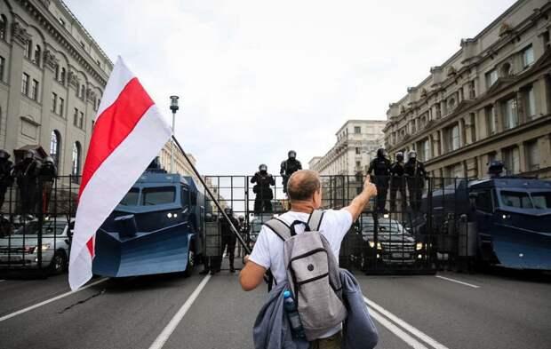 Белорусские протесты проплатили США - миллионы долларов спущены на оппозицию