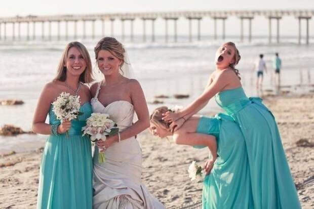 Ах эта свадьба, свадьба...