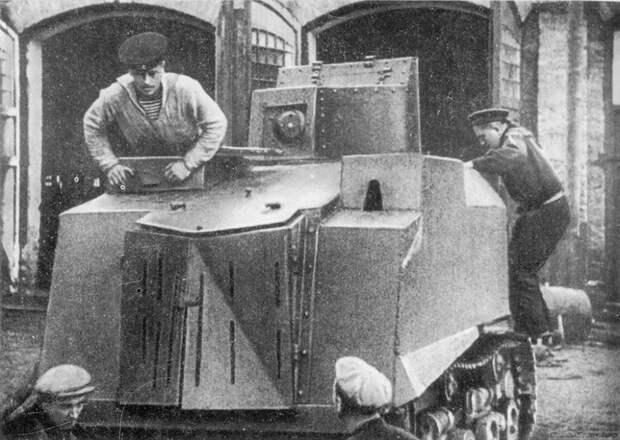 Как воевал советский танк-трактор во Второй мировой