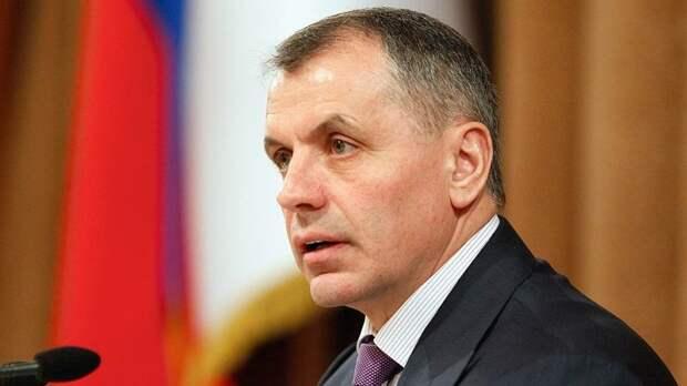 Владимир Константинов: «Нынешние темпы строительства в Крыму смешат остальную Россию»