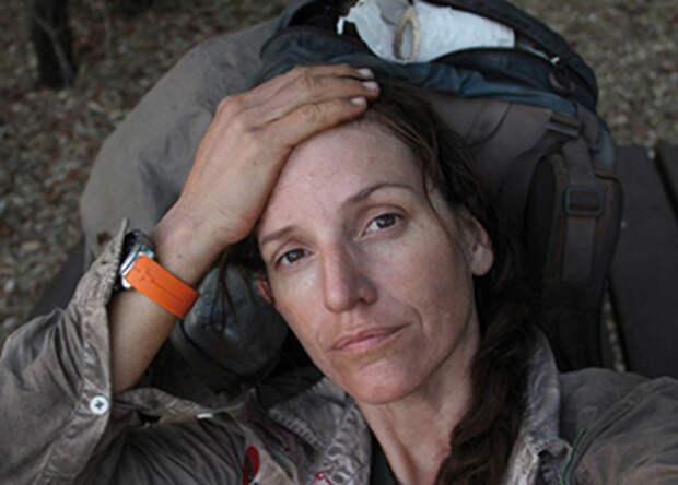 Иди, Сара, иди: путешественница из Швейцарии прошла пешком 16000км и пересекла два континента