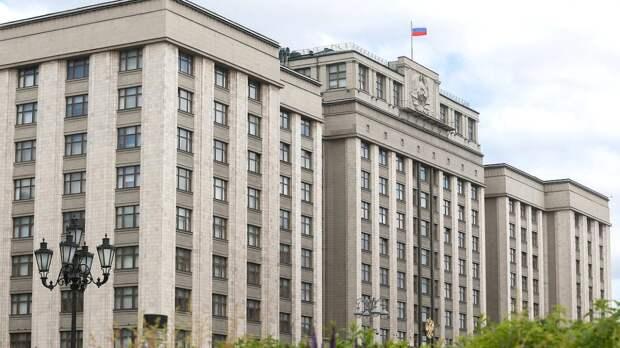 Госдума поддержала проект закона, запрещающего гражданам РФ работать с НПО за...