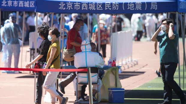 4 коротких факта о новой вспышке коронавируса в Пекине