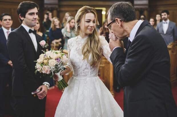 Эмоции отцов, которые осознали — «маленькая» доченька выросла и стала невестой