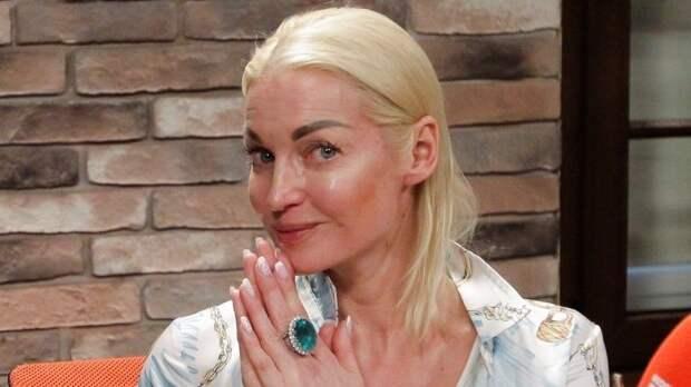 «Господи, помилуй!»— что втайне ото всех ест балерина Волочкова?
