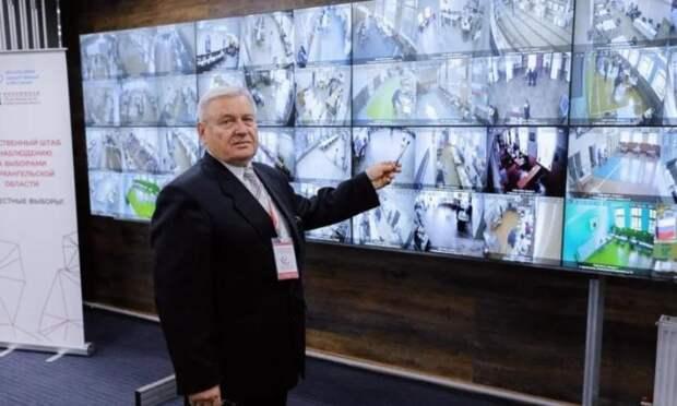 ВАрхангельске работает центр общественного наблюдения завыборами вГосдуму